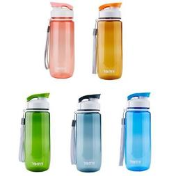 BPA Free Leak Proof Big Drink Water Bottle Gym Sport Trainin