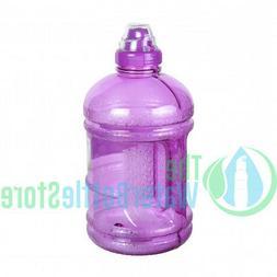 1/2 Gallon  BPA FREE Plastic Water Bottle w/ 48mm Twist Cap