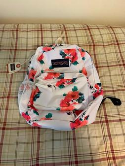 Brand New Jansport Digibreak Laptop Backpack In Water Color