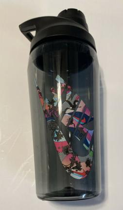 Brand New Nike Hypercharge Chug Graphic Water Bottle 16oz Bl