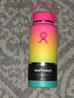 Brand New Hydro Flask Shave Ice Limited Edition 32oz Wide Mo