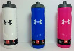 Under Armour by THERMOS 32 Oz Squeeze Bottle with Quick Shot
