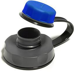 Humangear capCAP, Universal 63mm, Green/Gray - HG0010