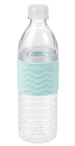 Copco 2510-2182 Chevron Hydra Bottle, 16.9-Ounce, Robins Egg