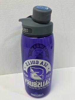 CamelBak Chute 1 Liter  Water Bottle, Purple, SALISBURY UNIV
