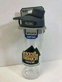 "CAMELBAK CHUTE 0.75L sports water bottle ""CHARCOAL"" H16120 b"