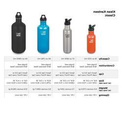 Klean Kanteen CLASSIC Bottle Caps | Choose - Sport, Swing, S
