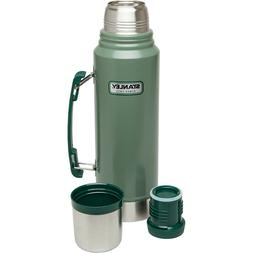 Classic Vacuum Insulated Water Bottle Stainless Steel Thermo