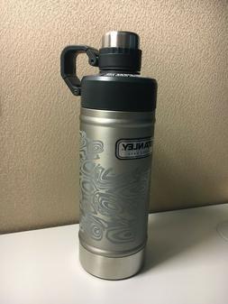 Stanley Classic Vacuum Water Bottle Hammertone Green 18 oz