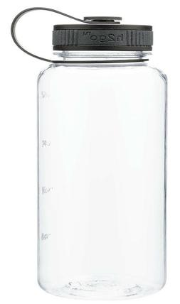 CLEAR Everyday Tritan 32 oz Wide Mouth Water Bottle BPA FREE