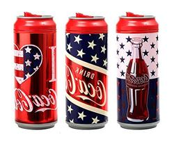 Cool Gear Coca-Cola coolgearcan - American Summer Graphics -