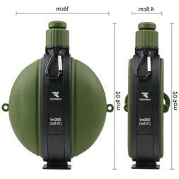 Collapsible Military Water Bottle Newly Designed Silicone Wa