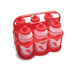 Cramer Big Mouth Squeeze Wide Mouth Water Bottles With No Le