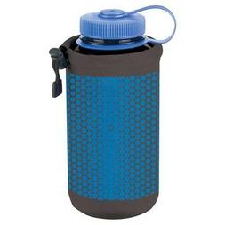 Nalgene Cool Stuff Neoprene for 32 Oz Bottle, Black/Blue
