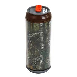 Cool Gear 16 Ounce Coolgearcan - Realtree Xtra Design - Brow
