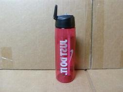 Nike Core Flow Just Do It Water Bottle 24oz - Vivid Pink NOB