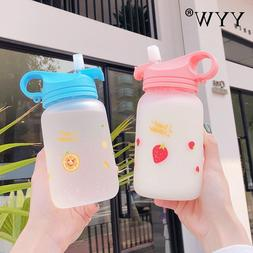 Cute Glass <font><b>Water</b></font> <font><b>Bottle</b></fo