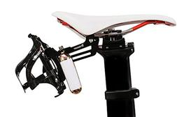 TriSeven Premium Cycling Saddle Cage Holder - Lightweight fo