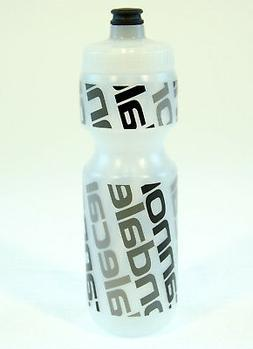 Cannondale Diagonal 24oz Bicycle Water Bottle Clear