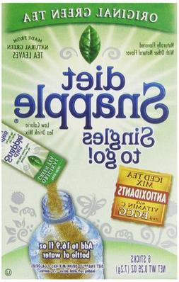 Diet Snapple On The Go Original Green Tea - Low Calorie Tea