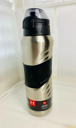 70e2e0f144 Under Armour Dominate 24 Ounce Vacuum Insulated Bottle, Stai