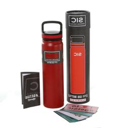 Double Wall Stainless Steel Vacuum Insulated  - 27oz Bottle