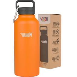 double walled insulated stainless steel