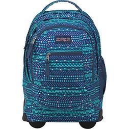 JanSport Driver 8 Rolling Backpack- Sale Colors (Tribal Wave