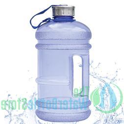New Wave Enviro Eastar Resin Bottle, 2.2 Liter