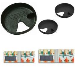 Nalgene Easy Sipper - Black - 2 Pack