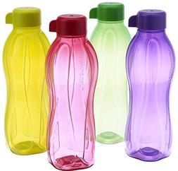Tupperware Eco Sports 1 Litre Aqua Safe Water Bottle  32 Oz