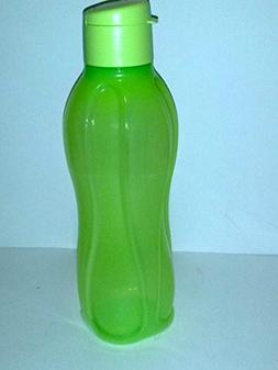 Eco Water Bottle Large 36 Oz/1 Liter Tupperware Green