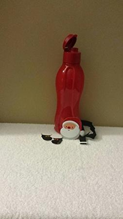 Tupperware Large Eco Water Bottle 36oz in Red by Tupperware