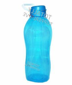 Tupperware Eco Water Bottle 68 oz. / 2 Liter Giant XL Flip-T