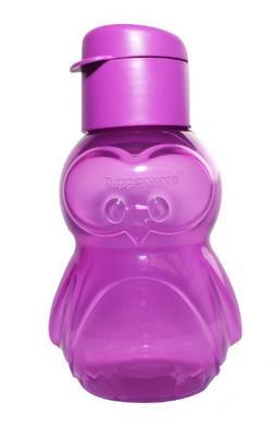 Tupperware ECO Water Sports Bottle 12 Oz for Kids - Penguin