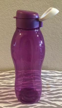 Tupperware Eco Water Bottle w/ Handle 50oz / 1.5L Purple New
