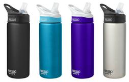 CamelBak Eddy 0.6L Vacuum Insulated Stainless Water Bottle,