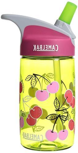 Camelbak Eddy Kid's BPA-Free Bottle 12oz  - Cherries