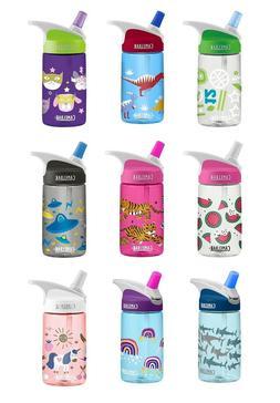 CAMELBAK EDDY KIDS 400ml NON SPILL WATER BOTTLE BPA & BPS FR