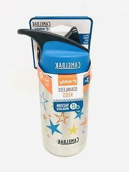 CamelBak Eddy Kids Vacuum Stainless Waterbottle, Retro Stars