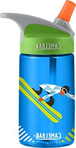 CamelBak Eddy Kids Water Bottle, Send It, 0.4L