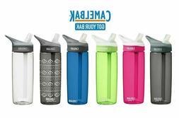 CamelBak Chute Gym Biking Hiking Water Bottle ZZZAP 0.6 Liters Hydration Red NEW