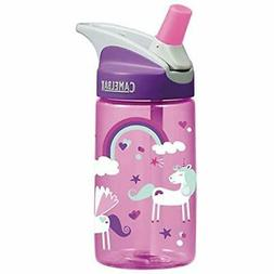 CamelBak Eddy 0.4 Liter Kids Water Bottle - Unicorns