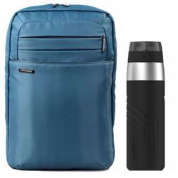 "Thermos Element5 Direct Drink Bottle 20 oz / 15.6"" Laptop Ba"