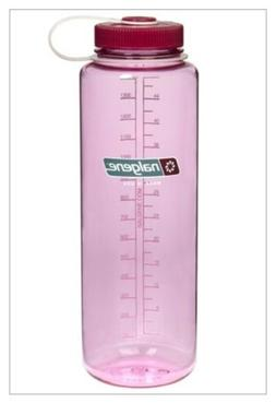 Nalgene Everyday Silo Wide Mouth Tritan 48oz Cosmo Pink Wate