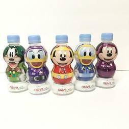 Evian Natural Spring Water 5 Disney Mickey And The Roaster R