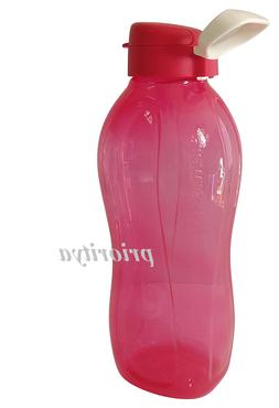 Tupperware Extra Large ECO Water Bottle Large 67oz / 2L Pink
