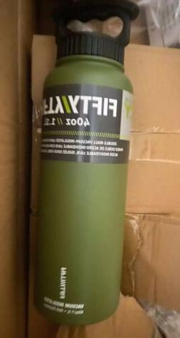 Fifty/Fifty 40oz DOUBLE Wall Vacuum Insulated Water Bottle /