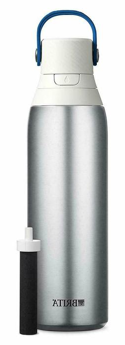Brita 20 Ounce Premium Filtering Water Bottle with Filter BP