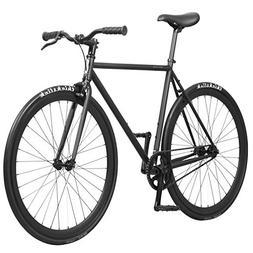 Pure Fix Original Fixed Gear Single Speed Bicycle, Whiskey G